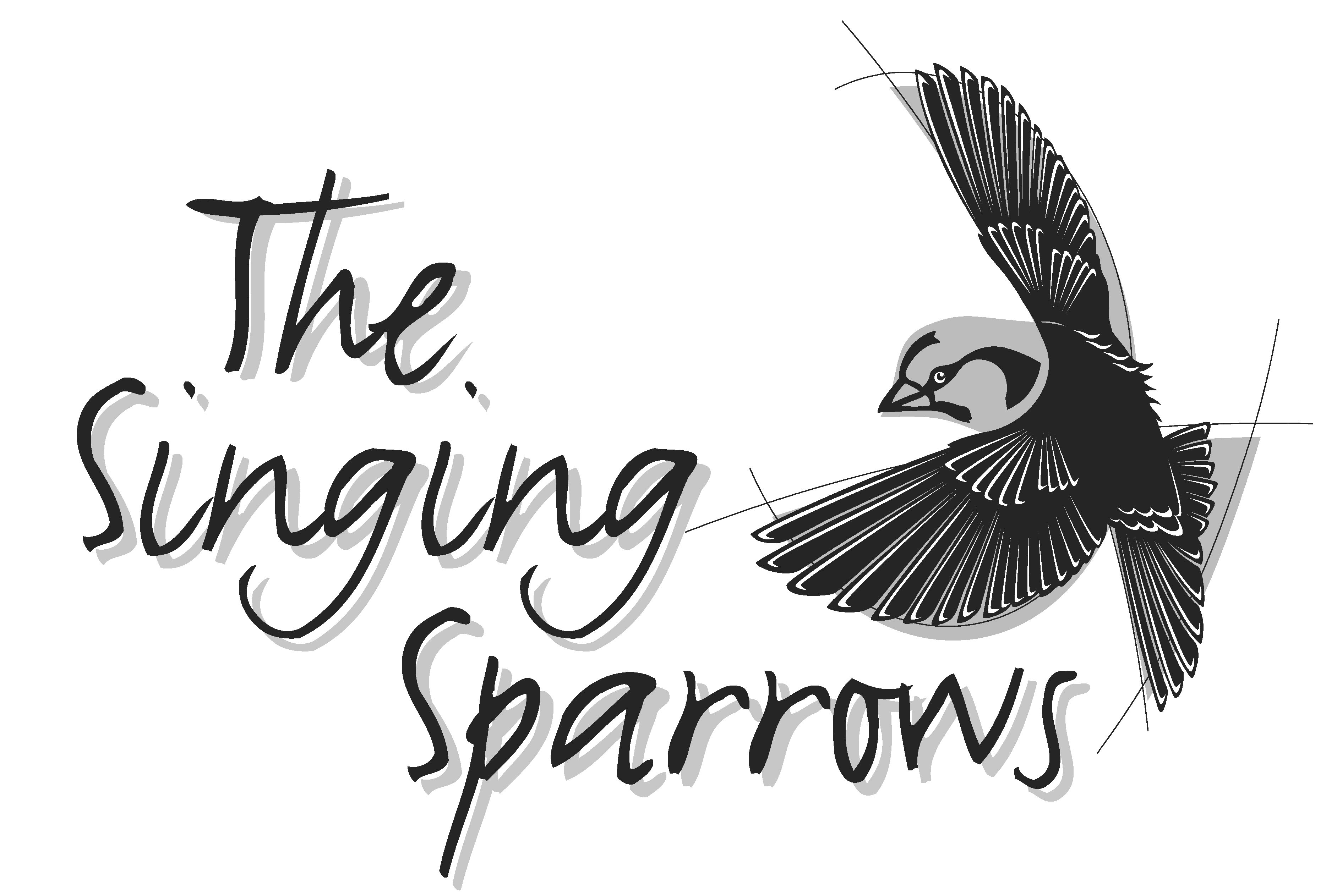 Logo The Singing Sparrows
